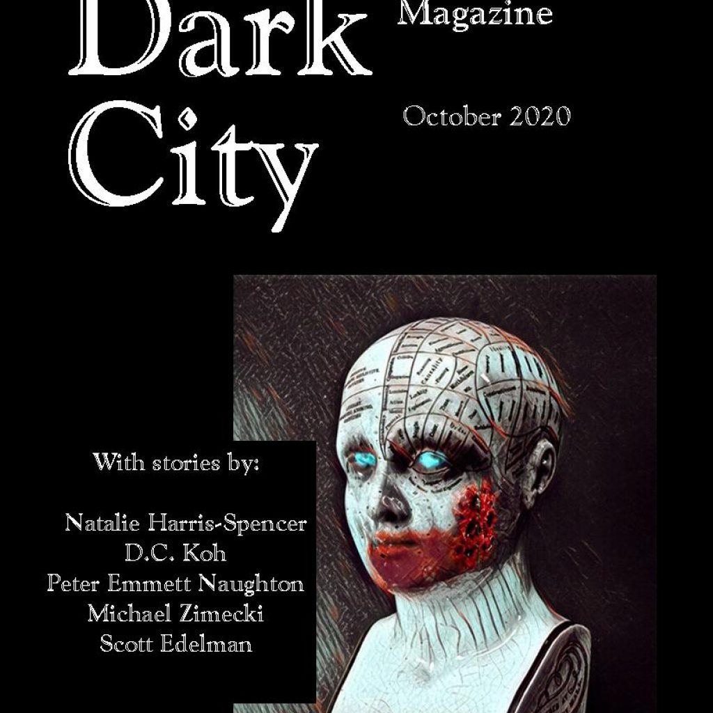 The Dark City Crime & Mystery Magazine October 2020 Volume 6 Issue 1